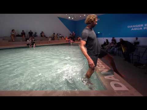 Australia 'The Pool' - Venice Biennale 2016 / Video by Jesús Granada