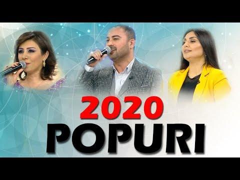 Vasif Azimov, Şəbnəm Tovuzlu, Yegane  POPURİ 2020