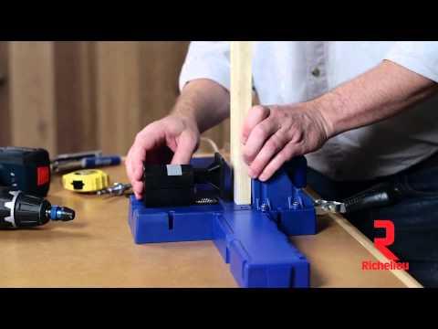 Kreg K5 Pocket-Hole Jig - Richelieu Hardware