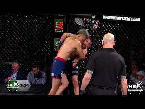 HEX 19 Highlights - Aidan Aguilera vs Yoshiaki Takahashi