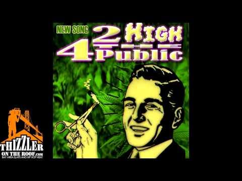 DJ Upgrade ft. Priceless Da Roc & ST Spittin - 2 High 4 The Public [Thizzler.com]