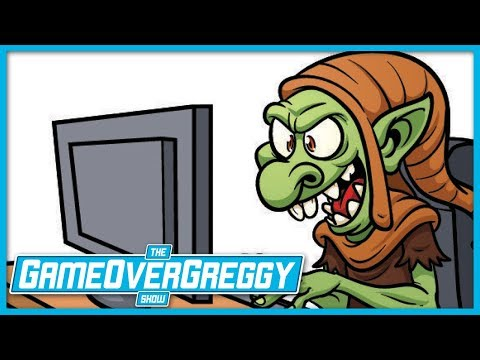Dealing With Negativity On The Internet - The GameOverGreggy Show Ep. 220