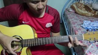 Hướng Dẫn guitar solo Như Phút Ban Đầu ( by SMR) p1