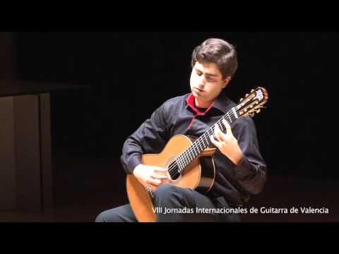 Toccata De Joaquín Rodrigo. Guitarra: Rafael Aguirre