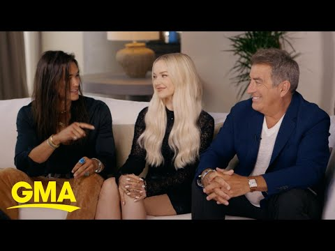 How the &39;Descendants 3&39; cast became an &39;extended family&39; l GMA