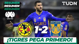 Resumen y goles | América 1 - 2 Tigres | Liga Mx - AP 19 - Cuartos de final | TUDN