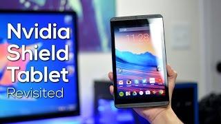 Nvidia Shield Tablet 2015 Review!