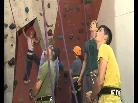 National Lottery Good Causes: Mountaineering Ireland