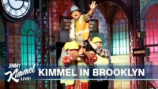 Jimmy Kimmel Live is Back in Brooklyn - Night 2!