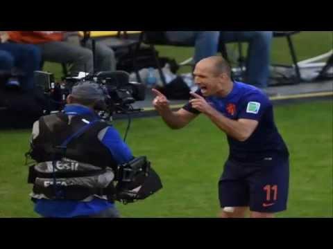 Netherlands 3-2 Australia (World Cup BRAZIL 2014) / Holanda 3-2 Australia (Mundial BRASIL 2014)