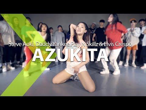 Steve Aoki, Daddy Yankee, Play N Skillz & Elvis Crespo - Azukita / WENDY Choreography.