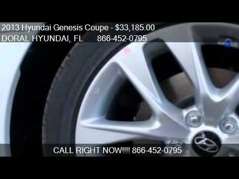 2013 hyundai genesis coupe 3 8 grand touring for sale in d youtube. Black Bedroom Furniture Sets. Home Design Ideas