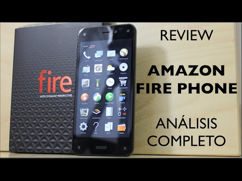 Review Amazon Firephone  - Análisis completo