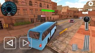 Bus Simulator Cockpit Go   Android Gameplay HD screenshot 4