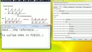 F28335 & CCS3.3: EPWM Guide, p1 #4