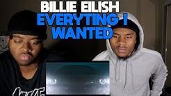 Billie Eilish - everything i wanted Reaction
