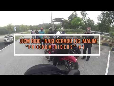 Freedom Riders JJCM Ride - Nasi Kerabu Tanjung Malim #1