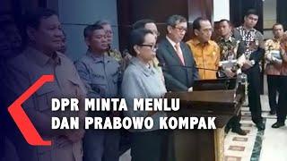 DPR Minta Menlu Retno dan Prabowo Kompak Soal Klaim China Atas Natuna