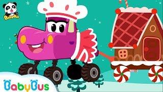 クリスマスプレゼントをお届け★サンタさんごっこ | クリスマスソング&人気動画まとめ 連続再生 | 赤ちゃんが喜ぶアニメ | 動画 | BabyBus