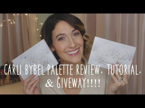Carli Bybel Palette I Review, Tutorial, & Giveaway!!! (Closed) thumbnail