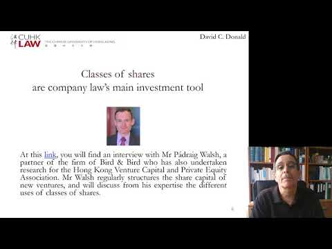 hong-kong-company-law-lecture-5-classes-of-shares,-part-a