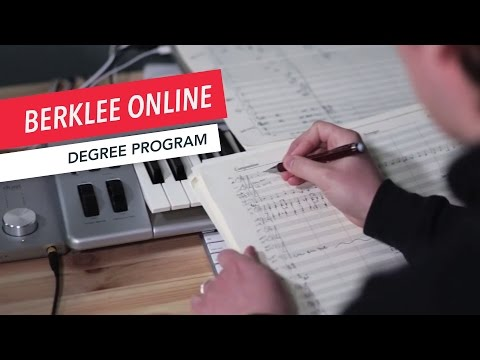 Berklee Online Degree Overview
