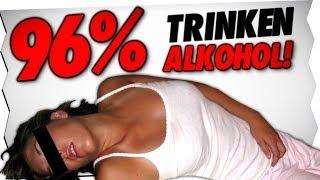 10 KRASSE FAKTEN ÜBER ALKOHOL!
