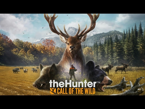 the hunter call of the wild tiere