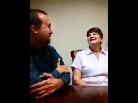 Coaching client Ann Marie Robertson on prospecting
