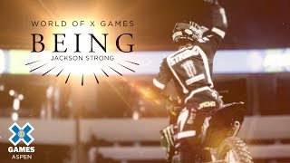 Being: Jackson Strong | X Games Aspen 2019