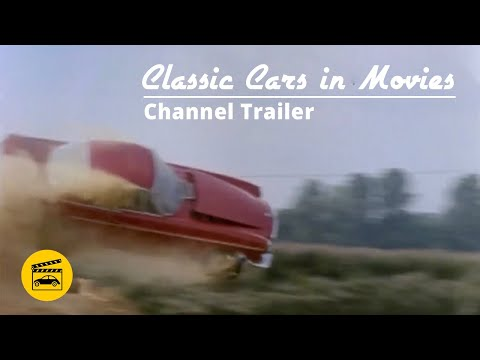 Trailer Classic Cars In Movies 2019