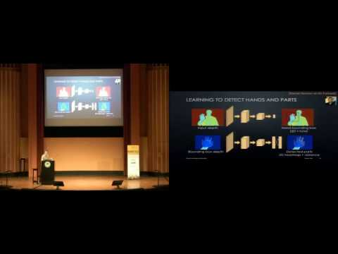 """Dieter Fox (WashingtonU) - DL for Tracking & Intuitive Physics [""""DeepLearning in Robotics"""", RSS WS]"""
