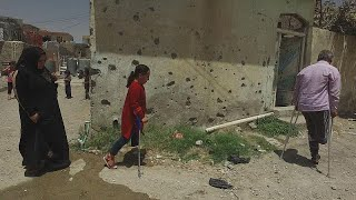 Mosul and its people rise from the ruins
