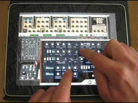 iPad and VST (using Air Display)