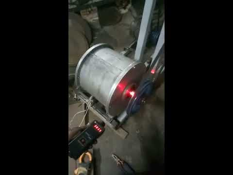 Permanent Magnet Generator 5KW at 385RPM Low RPM India