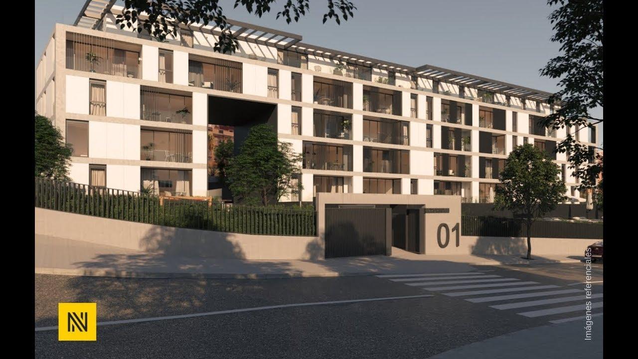 Venta de pisos en m laga de obra nueva promoci n phorma for Busco piso para compartir en malaga