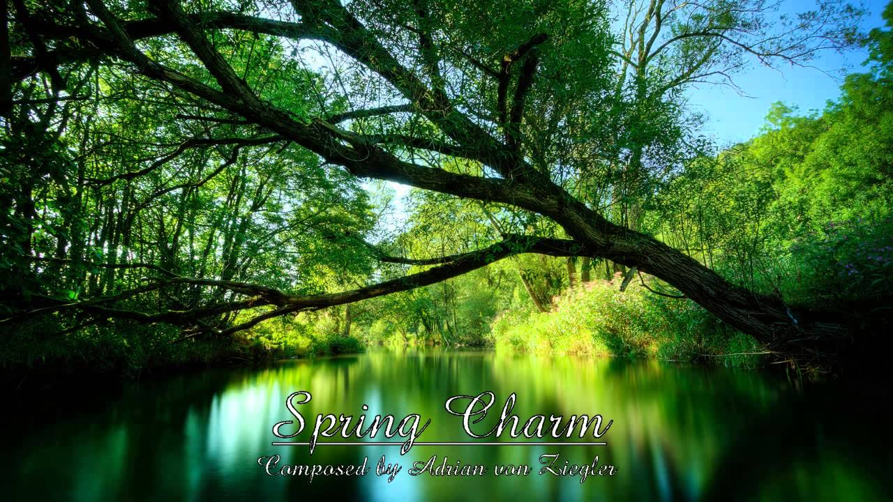 relaxing celtic music spring charm youtube