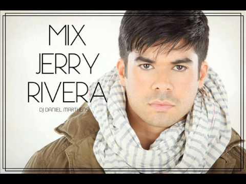 Dj Daniel Marthens - Jerry Rivera Mix (Salsa Exitos)