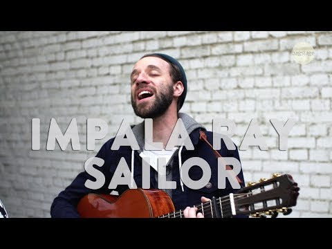 Impala Ray - Sailor (live@bagstage)