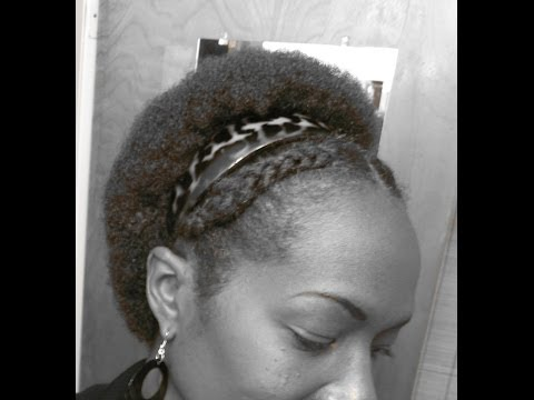 Say Goodbye To My Afro & Hello To African Threading
