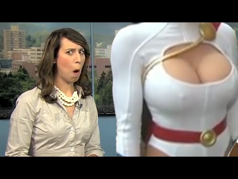 Ultimate News Blooper Compilation - Innuendos