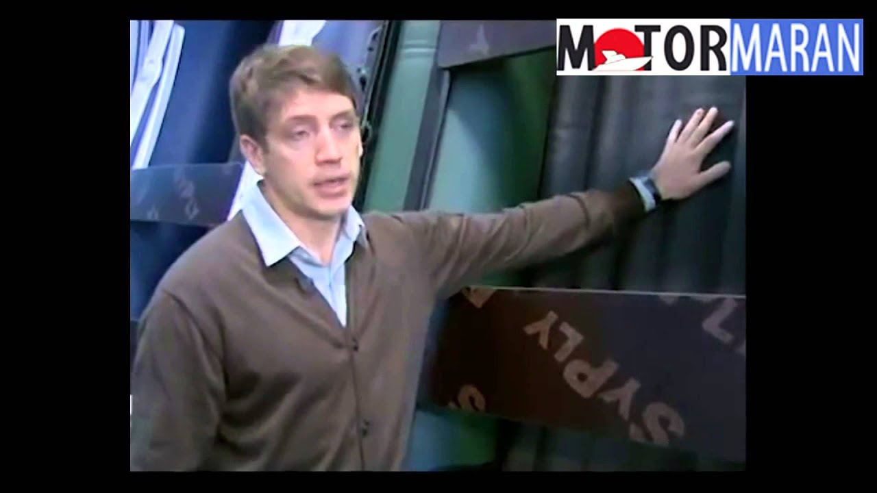 ЛОЦМАН М 330: видео обзор ПервогоЛодочного лодки с НДНД надувным .