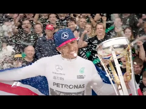 F1 2015 Season Review - Mercedes Power [ HD ]
