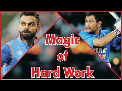 MAGIC  of Hard Work-How to Achieve Success in Life