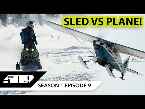 509 - Racing Bush PLANES in Alaska