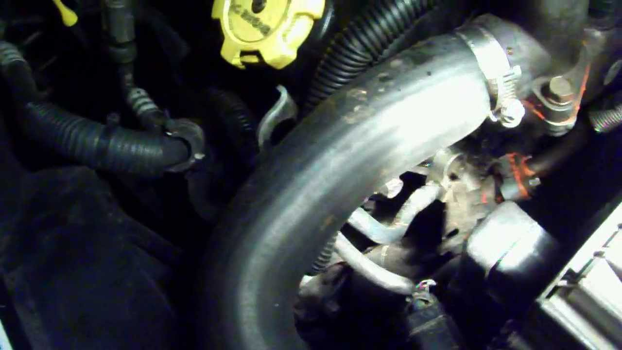 maxresdefault chrysler sebring convertible egr valve '96 '00 youtube