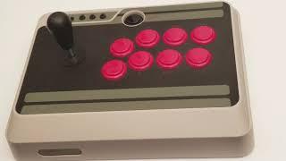 8bitdo N30 mod update- Battop joystick
