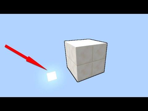ВСЯ КАРТА В ОДНОМ КУБЕ! КАК ЭТО СДЕЛАЛИ?! - (Minecraft Прохождение карт)