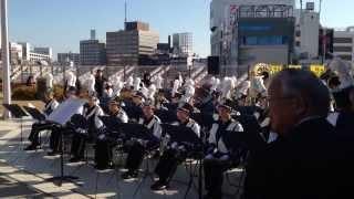 2013年12月7日 秋晴れの好き日に西郷隆盛生誕186年祭が行われま...