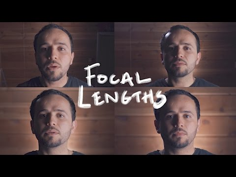 Comparing Focal Lengths For Talking Head Videos YouTube - How focal lengths can change the shape of your face